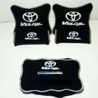 Bantal Aksesoris mobil Toyota avanza Veloz Variasi sandaran jok