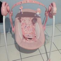 baby elle swing / ayunan bayi electrik
