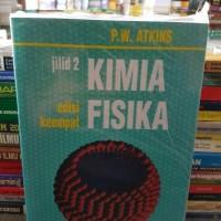 KIMIA FISIKA Ed.4 Jilid 2 - P. W. Atkins