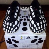 Sepatu Futsal Adidas Predito LZ IN J (World Cup)