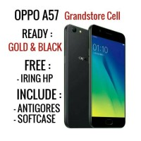 OPPO A57 - BLACK EDITION