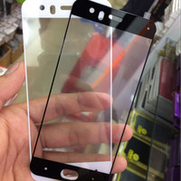 Mi 6 Full Cover Tempered glass / Xiaomi Mi6 Anti gores kaca