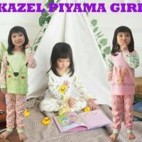 3 Setel KAZEL Piyama Boy / Girl NB-1thn   Piyama Anak   Baju TIdur Bay