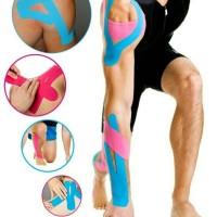 Kinesio Tape 5M / Kinesiologi / Athletic Sports Elastic Kinesiology