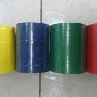 Selotip Buah 9mm For Bag Neck Sealer