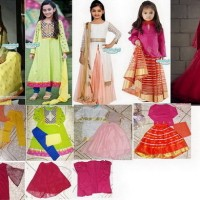 senshukei 17 senshukai gamis sari baju india anak