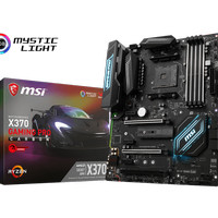MSI X370 Gaming Pro Carbon (AM4, AMD Promontory X370, DDR4)