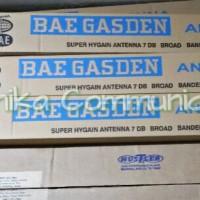 Bae Gasden Antena Base VHF Super Hygain Bonggol Kecil Telex Lokal Baru