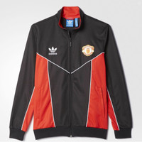 Adidas Manchester United 84 Track Jacket Black Originals