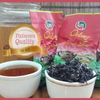 TEH OOLONG MERAH ORIGINAL (TAIWAN QUALITY) 80 Gram