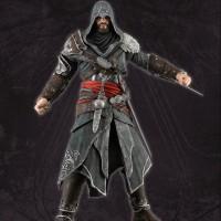 NECA Ezio Auditore The Mentor Assasins Creed