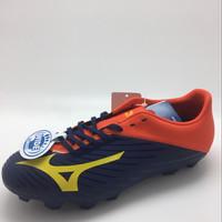 Sepatu bola mizuno original basara 103 MD blueprint-blazing yellow