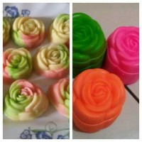 cetakan kue/bolu/puding/coklat/putu ayu/talam/mawar