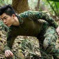 combat shirt Marpat import include elbow baju kaos tactical molay