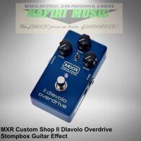 Efek Gitar MXR Il Diavolo Overdrive / MXR CSP036 / MXR Custom Shop