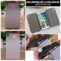 Asus Zenfone Live 5.0 ZB501KL - Matte TPU Soft Case