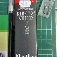 PEN CUTTER SDI 0491 ART KNIFE