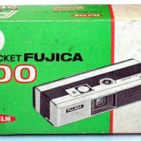 antik kamera fujica 200, komplit dengan Box nya. nga ada film