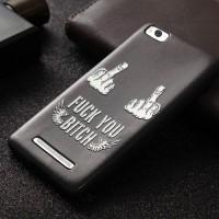 Xiaomi Mi4i/Mi4c Unique 3D TPU Soft Case Bumper armor Kesing cover