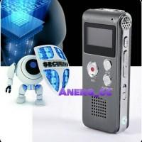 Alat Perekam Suara Digital Voice Recorder USB 8GB Plus Mp3 Player