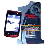 Battery Double Power Blackberry 2000mah FS1 BB 9800 Torch