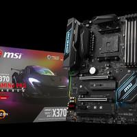 MSI X370 GAMING PRO CARBON (AMD X370,AM4,DDR4) Support Ryzen