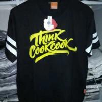 tshirt/baju/kaos think cook