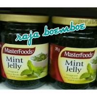 MASTERFOODS MINT JELLY SAUCE