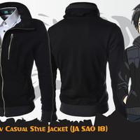 Jaket Anime Sword Art Online JA SAO 18 Jaket Kirito