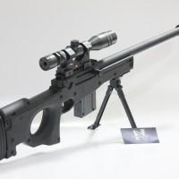 Magnum Sniper AWP / L96A1 ( Black Doff Version )