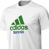 Baju Adidas Tennis Besar 2XL 3XL 4XL-Tshirt Adidas-Kaos Big Size Murah