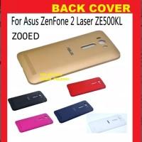 ZENFONE 2 LASER ZE500KL ASUS BACK COVER BLACK 5 INCH 904275