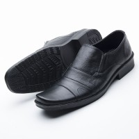 Sepatu Pantopel Pria Kulit 100%