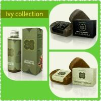 Kutuskutus + sabun kalila + sabun tamanu (paket kutus +sabun)