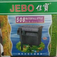 Filter Aquarium aquascape Jebo 508 hang on