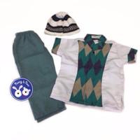 Koko Couple Ayah Anak / Baju Lebaran Anak Bayi
