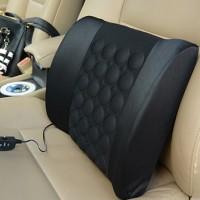 Electric Car Seat Massage Sandaran kursi pijat Jok Mobil Elektirk