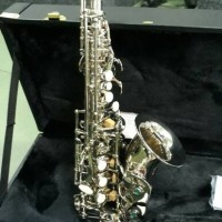 Baby Saxophone nikel Chateau new