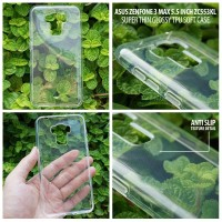 Asus Zenfone 3 Max 5.5 Inch ZC553KL - Super Thin Glossy TPU Soft Case