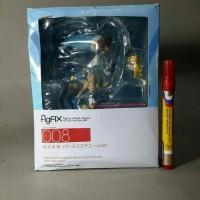 Mainan action figure figfix 008 kinomoto sakura battle costume