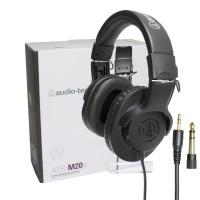 Audio Technica ATH M20X Monitoring Headphone tehnnic head phone M20 X