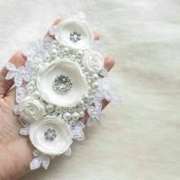 Diskon!!!! headpiece hijab murah pengantin SERBU!!!!