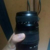 lensa tamron marco 70mm - 300m for canon