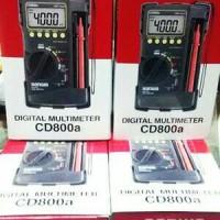 avo meter sanwa cd800a