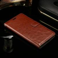 Leather FLIP COVER WALLET Asus Zenfone 2 Laser 5 ZE500KL Case Casing