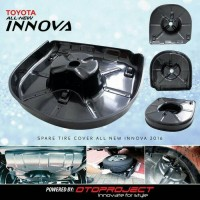 Tire Cover/Penutup Ban Serep All New Innova Reborn