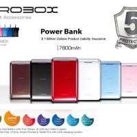 PowerBank Probox HE1-78U2 7800mAh (Turun Harga) sanyo cell