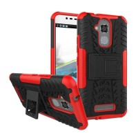 RUGGED ARMOR Asus zenfone 3 max 5,2 ZC520TL soft case casing cover hp - Black