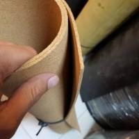 Gabus Patah Cork Sheet Tebal 5mm