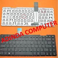 Keyboard ASUS X401 X401A X401U Series - Hitam